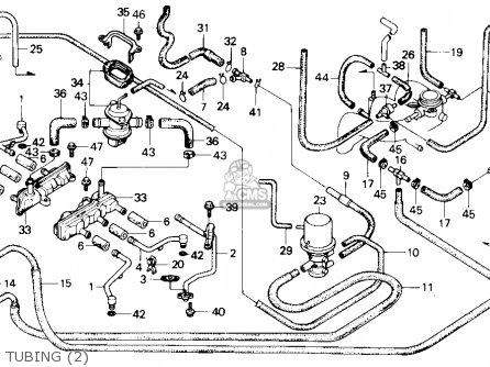 1500 1988 Gl Goldwing Motorcycle Carburetor Rebuild Kit