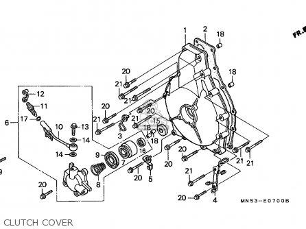 Honda GL1500A GOLDWING ASPENCADE 1991 (M) SPAIN / KPH