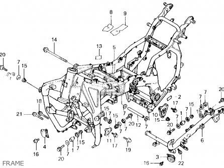 Honda GL1500A GOLDWING ASPENCADE 1991 (M) USA CALIFORNIA