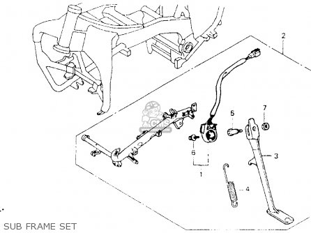 Honda Goldwing 1500 Wiring Diagrams Honda Shadow Wiring