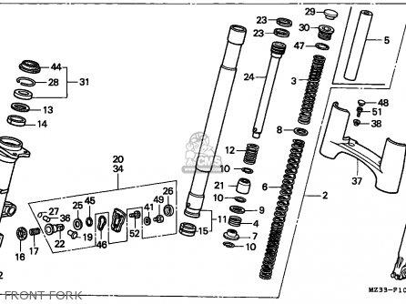 Honda Gl1500a Goldwing Aspencade 1993 Australia / Kph