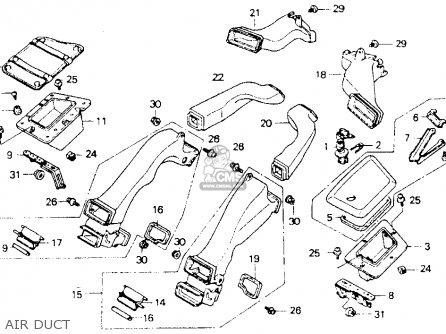 1993 Honda Accord Valve Cover Gasket 99 Honda Accord Valve