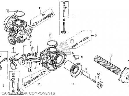 Honda Gl1500a Goldwing Aspencade 1994 (r) Usa California
