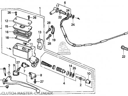 Honda Gl1500a Goldwing Aspencade 1995 (s) California parts