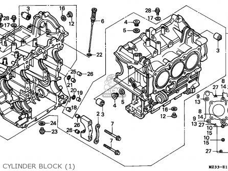 Honda Gl1500a Goldwing Aspencade 1995 (s) Finland / Kph