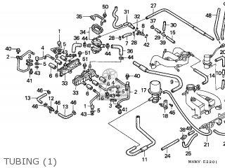 Honda GL1500A GOLDWING ASPENCADE 1997 (V) AUSTRIA / KPH