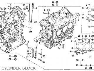 Honda GL1500A GOLDWING ASPENCADE 1997 (V) USA CALIFORNIA