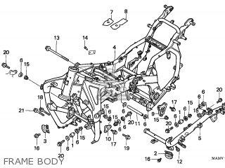 Honda GL1500A GOLDWING ASPENCADE 1999 (W) AUSTRALIA / KPH