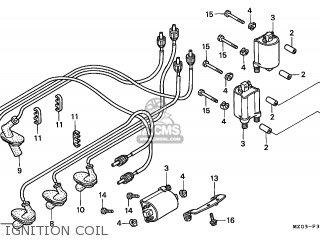 Honda GL1500C VALKYRIE 1998 (W) AUSTRIA parts lists and