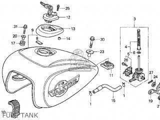 Honda GL1500C VALKYRIE 1998 (W) USA CALIFORNIA parts lists