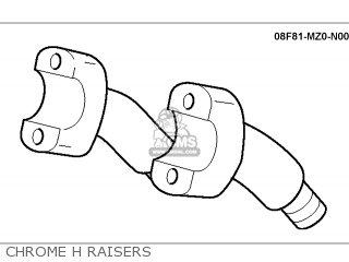 Honda GL1500C VALKYRIE 2001 (1) AUSTRIA / KPH parts lists