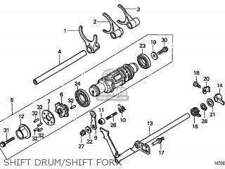 Honda GL1500C VALKYRIE 2002 (2) CANADA / KMH parts lists