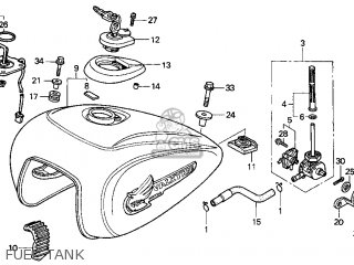 Honda Goldwing 1800 2001 Diagram, Honda, Free Engine Image