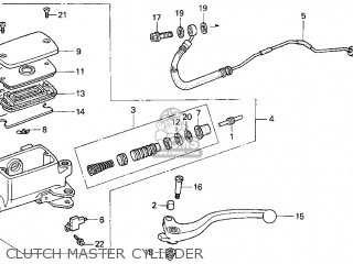 Honda Gl1500ct 1997 Valkyrie Tourer Usa parts list