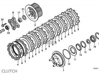Honda Valkyrie Interstate Wiring Diagram Honda Valkyrie