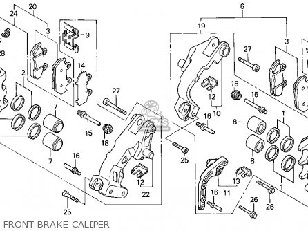 Wiring Diagram 2014 Honda Valkyrie
