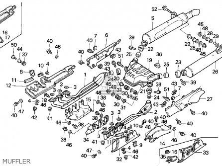 Honda Gl1500i Gold Wing Interstate 1994 Usa Battery