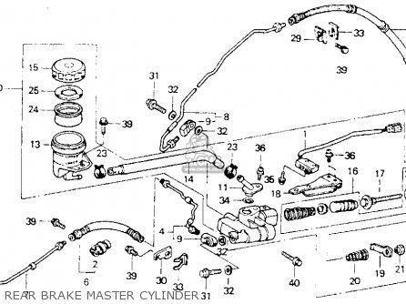 Honda GL1500I GOLDWING INTERSTATE 1993 (P) USA CALIFORNIA