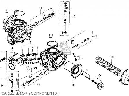 Honda GL1500SE GOLDWING 1992 (N) USA CALIFORNIA parts