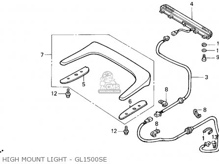 Honda Gl 1500 Wiring Diagram Honda Goldwing 1800 Wiring