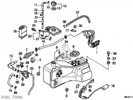 Honda GL1500SE GOLDWING SPECIAL EDITION 1994 (R) GERMANY