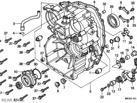 Honda GL1500SE GOLDWING SPECIAL EDITION 1994 (R