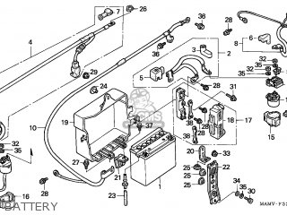 Honda Gl1500se Goldwing Special Edition 1997 Germany / Kph