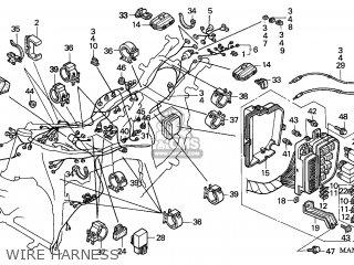 Honda GL1500SE GOLDWING SPECIAL EDITION 1998 (W) FRANCE