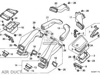 Honda GL1500SE GOLDWING SPECIAL EDITION 1998 (W) GERMANY