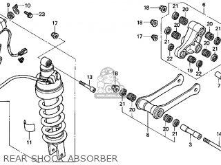 Honda GL1800 GOLDWING 2004 (4) USA parts lists and schematics