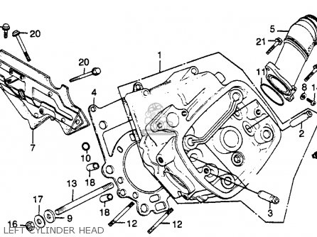 Wiring Diagram For 1982 Goldwing Phantom Wiring Diagram