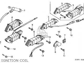 Honda GX120\QB26\14ZH70E5 parts lists and schematics