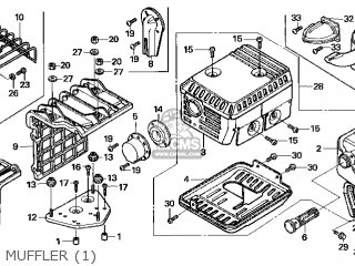 Honda Gx120\sm14\14zh70e5 parts list partsmanual partsfiche