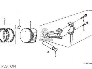 Honda GX160H1\SMK4\14Z1T501 parts lists and schematics