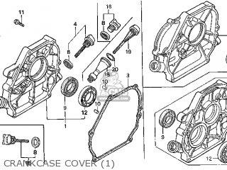 Honda GX160\SXS4\14ZH80E9 parts lists and schematics