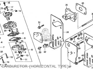 Honda GX22\SA\14ZM30E9 parts lists and schematics