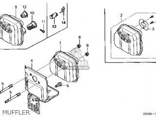 Honda GX25\WA\14Z0H0E4 parts lists and schematics