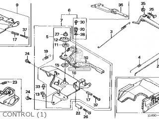 Honda GX270\VSD7\14ZH90E9 parts lists and schematics