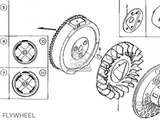 Honda GX270\VXB7\14ZH90E9 parts lists and schematics