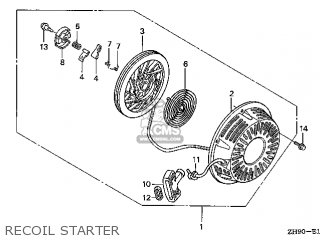Honda GX270\VXEB\14ZH90E9 parts lists and schematics