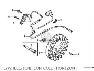 Honda GX31\SEST\14ZM30E9 parts lists and schematics