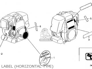 Honda GX31\STH3_A\14ZM30E9 parts lists and schematics