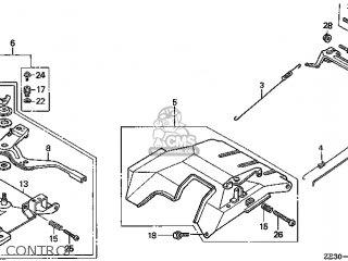 Honda GX340\SXE\10ZE301 parts lists and schematics