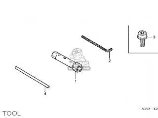 Honda GX35\SD_A\14Z0Z403 parts lists and schematics