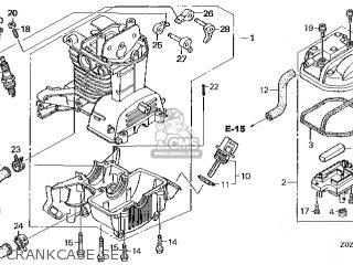 Honda GX35\SD\14Z0Z403 parts lists and schematics