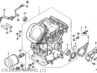 Honda GX610\QDE6\14ZJ00E6 parts lists and schematics