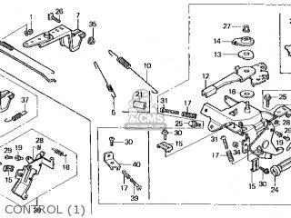Honda GX610\QZA1\14ZJ00E6 parts lists and schematics