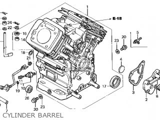 Honda GX670U\TDW\14Z6G601 parts lists and schematics