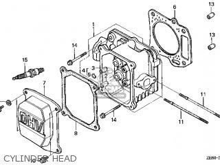 Honda GXV120\SFFK\10ZE601 parts lists and schematics