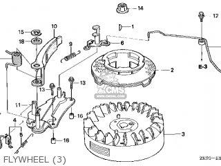 Honda GXV160\A1L\14ZE70E8 parts lists and schematics